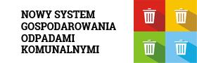 System gospodarowania odpadami komunalnymi w gminie Zakliczyn