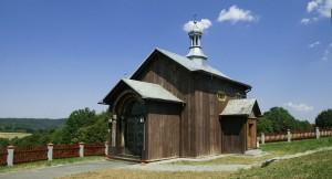 Kaplica cmentarna w Dzierżaninach