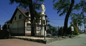 Kapliczka Matki Boskiej Królowej Polski w Zakliczynie