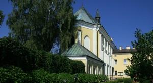 Klasztor Sióstr Bernardynek w Kończyskach