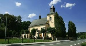 Kościół pw. Matki Boskiej Nieustającej Pomocy w Paleśnicy