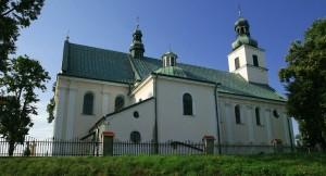 Kościół pw. św. Idziego Opata w Zakliczynie