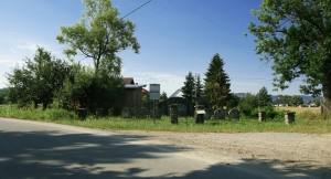 Wojenny cmentarz żydowski