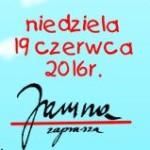 Familiada i Jarmark Dominikański w Jamnej – niedziela 19 czerwca