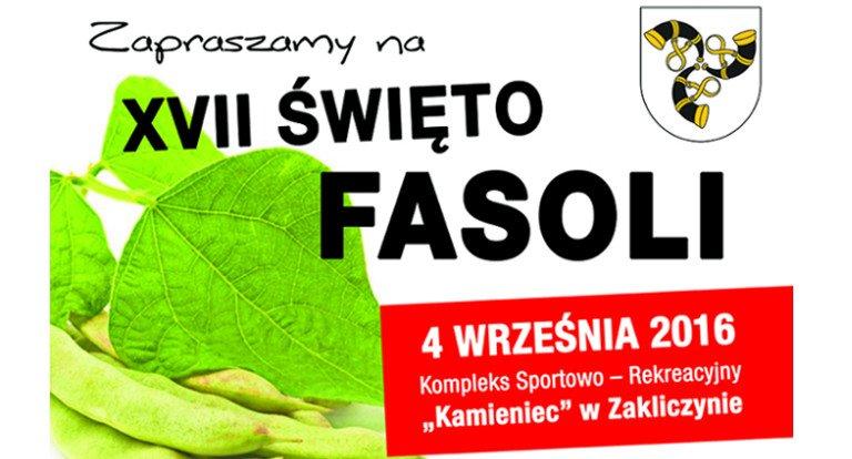 XVII Święto Fasoli – 4 września 2016