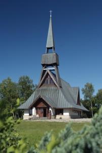 Kościół pw. Matki Bożej Niezawodnej Nadziei w Jamnej