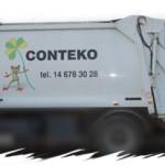 Harmonogram odbioru odpadów komunalnych w Gminie Zakliczyn w 2017 roku
