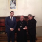 Relikwie Świętego Jana Pawła II dla Zakliczyna