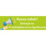 """Projekt """"Małopolski Ośrodek Wsparcia Ekonomii Społecznej – Subregion Tarnowski"""", rekrutacja na udzielenie wsparcia szkoleniowo–doradczego przed dotacją"""