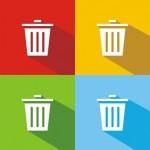 Gospodarowanie odpadami - ilustracja