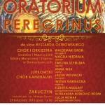 """Oratorium """"Peregrinus"""" zabrzmi już w niedzielę w Zakliczynie"""