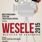 """Wesele 2015"" i ""Hiob"" A. Dziurmana na ratuszowej scenie"