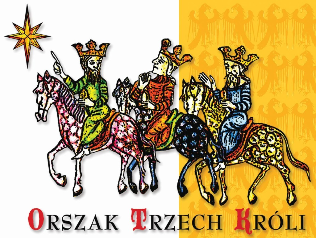 Orszak Trzech Króli, grafika promocyjna