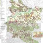 II zmiana Studium uwarunkowań i kierunków zagospodarowania przestrzennego Gminy Zakliczyn - załącznik graficzny kierunki zagospodarowania