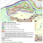 II zmiana Studium uwarunkowań i kierunków zagospodarowania przestrzennego Gminy Zakliczyn - załącznik graficzny do prognozy oddziaływania na środowisko