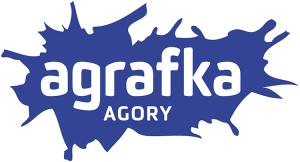 """""""Agrafka Agory"""", stypendia dla studentów studiów dziennych, logotyp"""