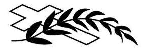 Kondolencje w związku ze śmiercią Marka Gołąba, wstążka żałobna