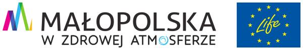 LIFE - Małopolska w zdrowej atmosferze, logotyp