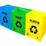 Informacja o możliwości odbioru worków na odpady segregowane