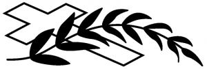 krzyż pogrzebowy