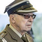 Pożegnanie płk. Jerzego Pertkiewicza