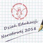 Życzenia Burmistrza Miasta i Gminy Zakliczyn z okazji Dnia Edukacji Narodowej