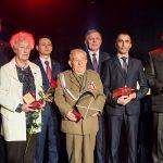Gala Powiatowych Obchodów Narodowego Dnia Pamięci Żołnierzy Wyklętych, która odbyła się w hali widowiskowo-sportowej Szkoły Podstawowej w Zakliczynie