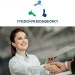 Tydzień przedsiębiorcy 23-27 września 2019 r., grafika promocyjna wydarzenia