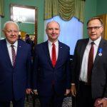 Uroczystość wręczenia Medali Stulecia Odzyskania Niepodległości