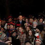Wizyta Prezydent Polski Andrzej Duda w Gminie Zakliczyn, 12.02.2020 r.